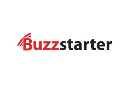 Buzzstarter logo