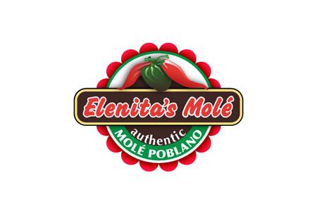 Elanita's Mole branding