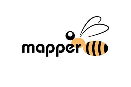Mapperbee logo