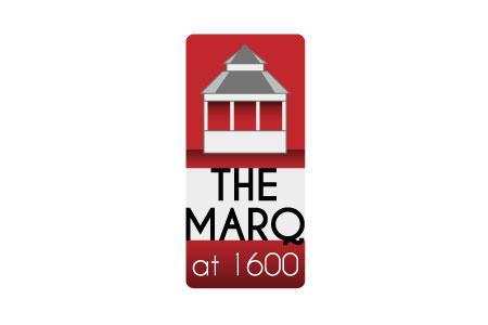 The Marq at 1600 logo