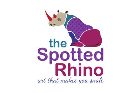 Spotted Rhino logo