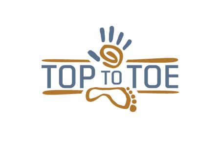 Top to Toe logo